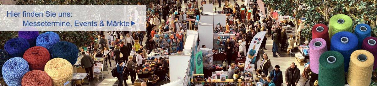 Veranstaltungen, Messen und Märkte