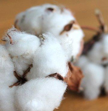 Handstrickgarne mit Baumwolle