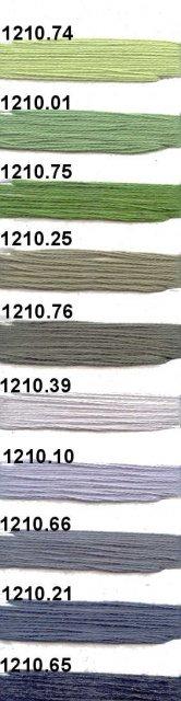 1210 VANESSA 4 (50 % Baumwolle, 50 % Polyacryl)