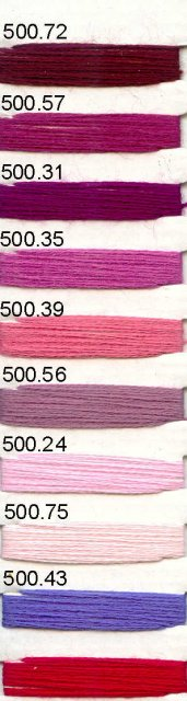 500/4 Merino extrafine 100 %