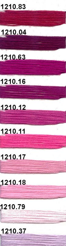 1210 VANESSA 3 (50 % Baumwolle, 50 % Polyacryl)