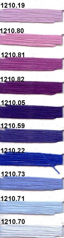 1210 VANESSA 5 (50 % Baumwolle, 50 % Polyacryl)