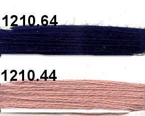 1210 VANESSA 7 (50 % Baumwolle, 50 % Polyacryl)