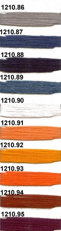 1210 VANESSA 8 (50 % Baumwolle, 50 % Acryl)