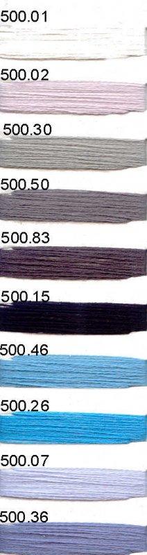 500/1 Merino extrafine 100 %