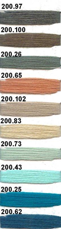 200/4 - Schurwolle 100 %