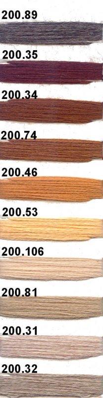 200/6 - Schurwolle 100 %