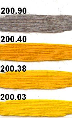 200/7 - Schurwolle 100 %