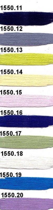 1550/2 NIZZA (96 % Viskose, 4 % Elastan)