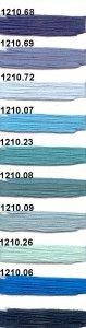 1210 VANESSA 6 (50 % Baumwolle, 50 % Polyacryl)