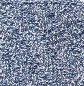 2503 - Handstrickgarn mit Baumwolle